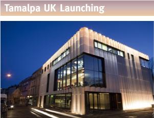 Tamlapa UK launching April 6, 7, 8th 2012 at the Quarterhouse in Folkestone's Creative Quarter