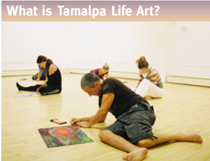 What is Tamalpa Life Art?